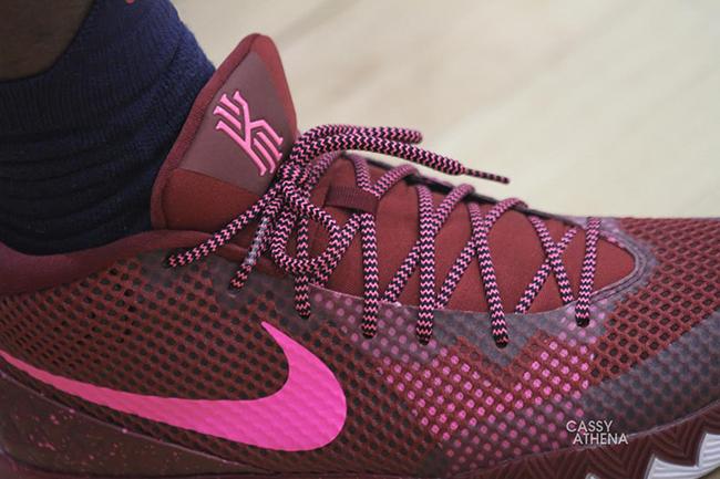 Nike Kyrie 1 Burgundy Pink