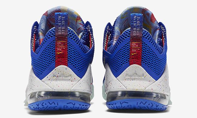 Nike LeBron 12 Low Rise