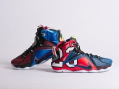 What The Nike LeBron 12