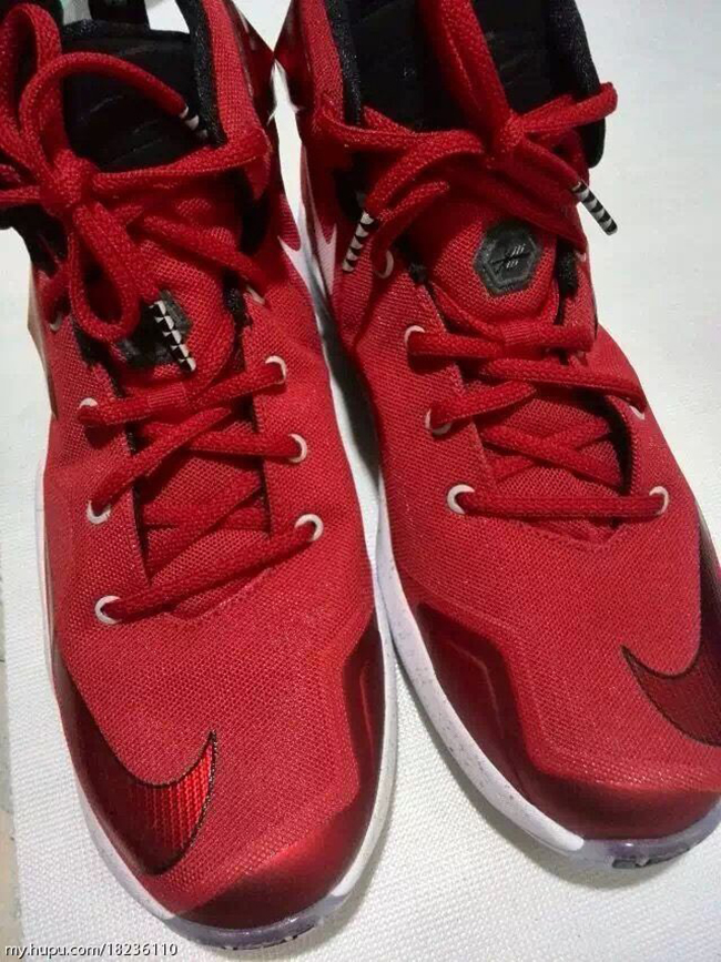 Nike LeBron 13 Gym Red Release Date