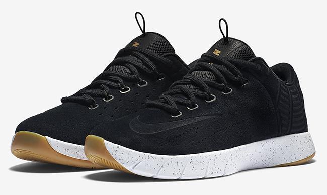 sports shoes bec21 23861 Nike Lunar HyperRev Low EXT Black