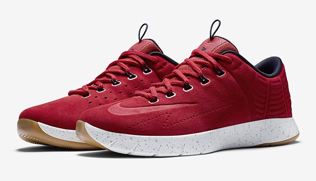 Nike Lunar HyperRev Low EXT Gym Red