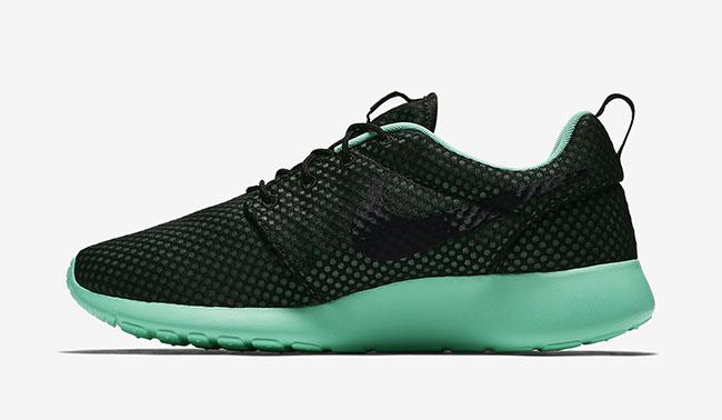 Nike Roshe One Premium Green Glow