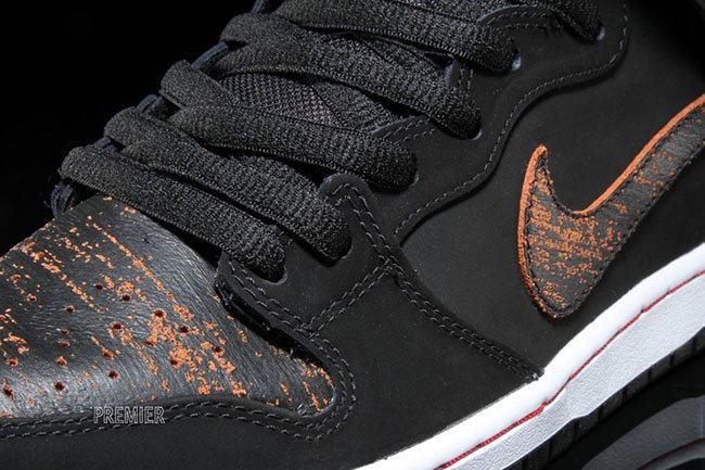 Nike SB Dunk High Distressed Leather