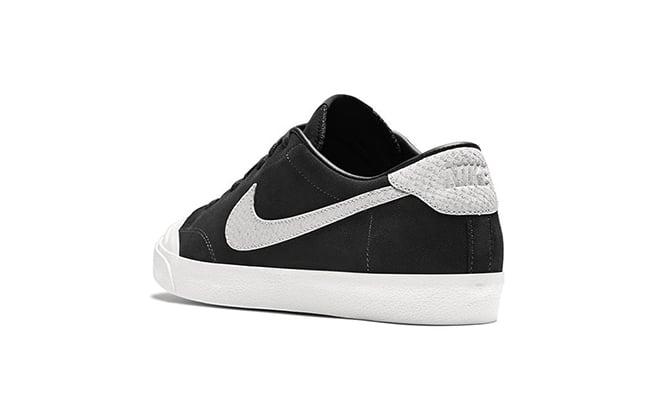 Nike Zoom All Court CK Black White