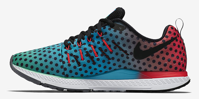 Nike Zoom Elite 8 Polka Dots