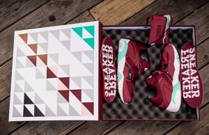 Packer Shoes Sneaker Freaker Puma Blaze of Glory Bloodbath