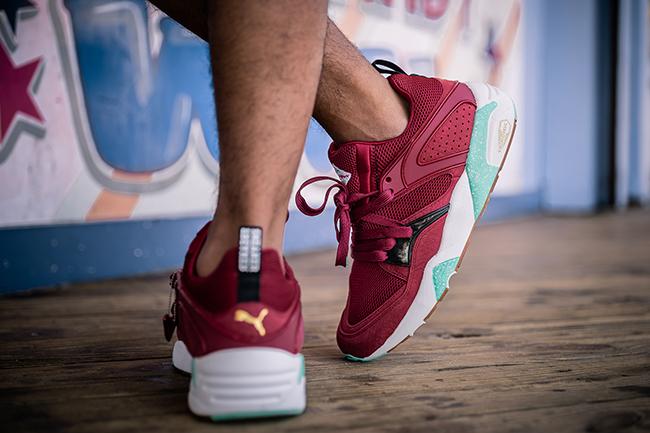 Packer Shoes Sneaker Freaker Puma Blaze of Glory Bloodbath