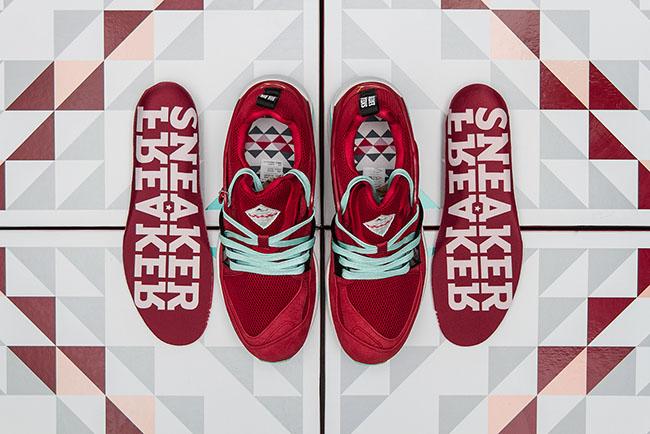 Packer Shoes Sneaker Freaker Puma Blaze of Glory Bloodbath Jaws
