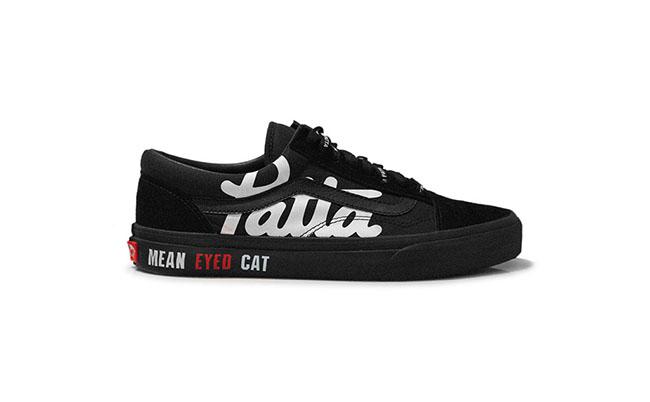 Patta BEAMS Vans Old Skool Mean Eyed Cat