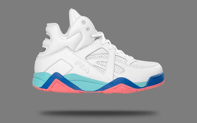 Pink Dolphin Fila Vintage Cage Sneakerfiles
