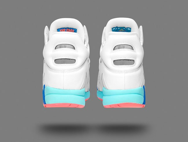 Pink Dolphin Fila Vintage Cage