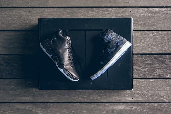 Air Jordan MTM Pack Release