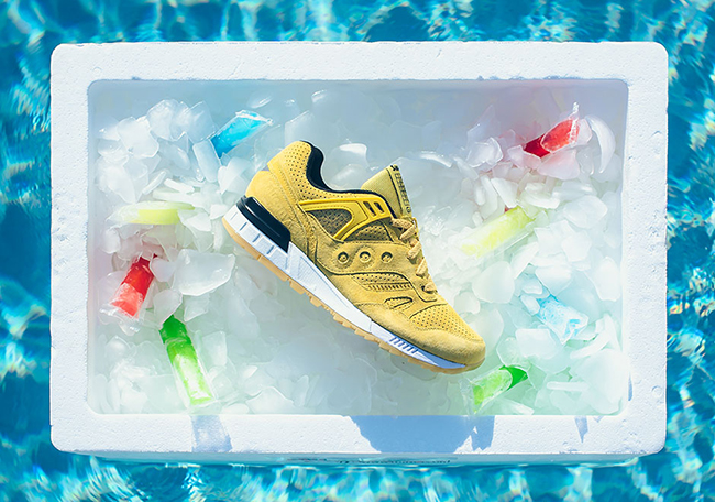 Saucony Grid SD No Chill Pack