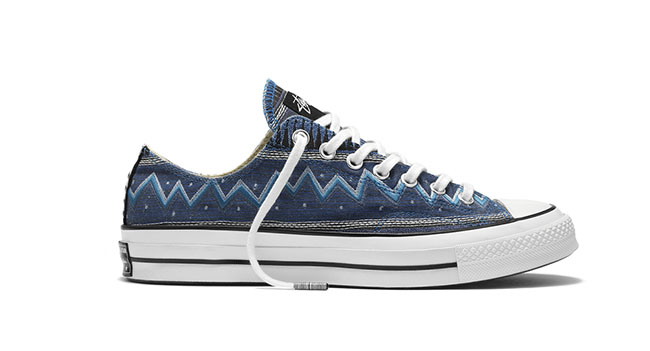 Stussy Converse Chuck Taylor All Star 70s Pack