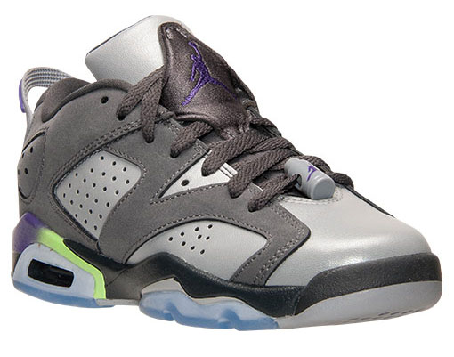 Air Jordan 6 Low GS Ultraviolet