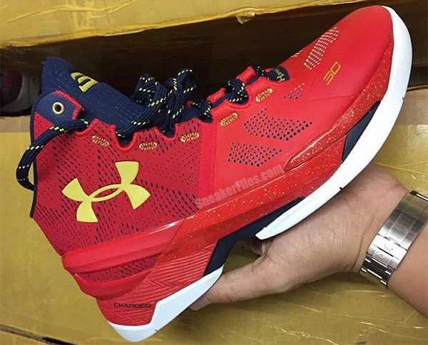 Under Armour Curry Two Floor General Release Date