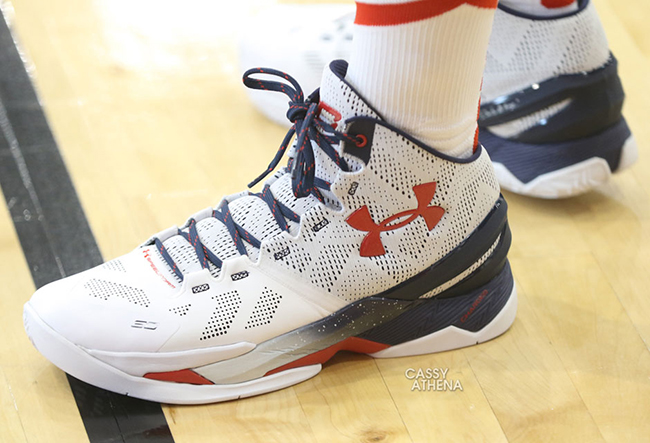 Under Armour Curry Two USA
