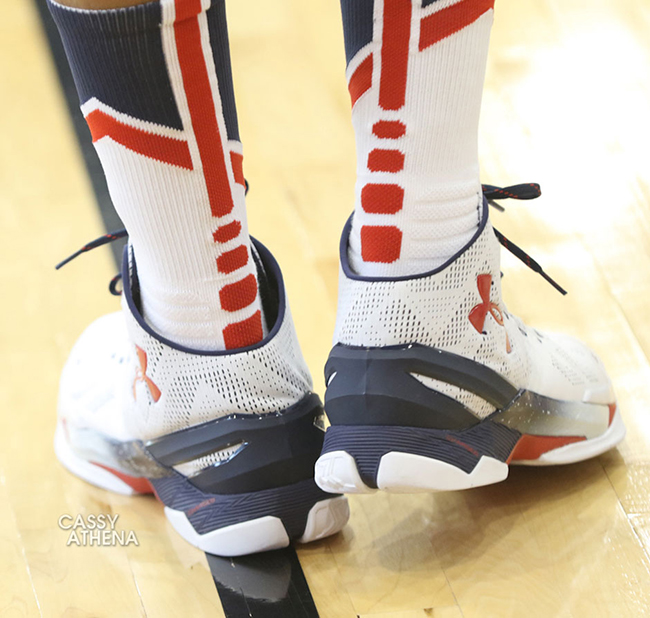 innovative design f9523 fce2c Under Armour Curry Two USA