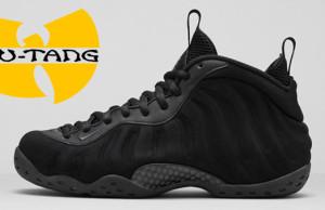 Nike Air Foamposite Wu-Tang 2016