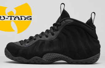Nike Air Foamposite Wu-Tang 2016