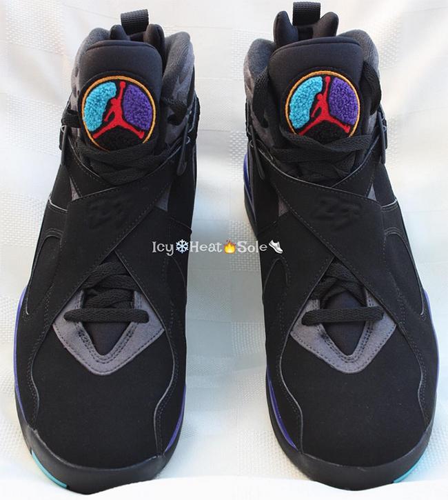 Air Jordan 8 Aqua 2015