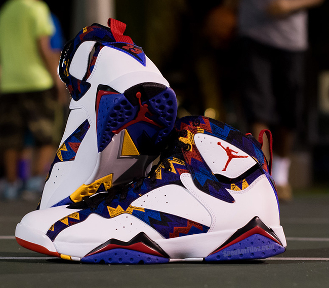 2015 Nothing But Net Jordan 7