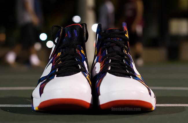 2015 Nothing But Net Jordan 7
