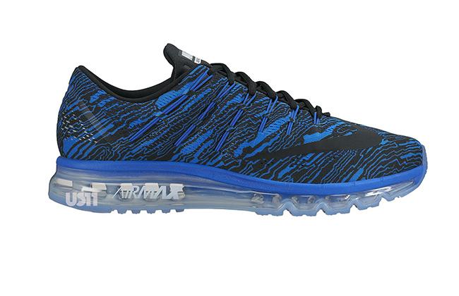 air max 2016 blauw