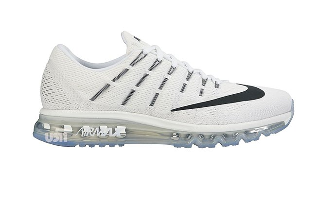Air Max 2016 All White