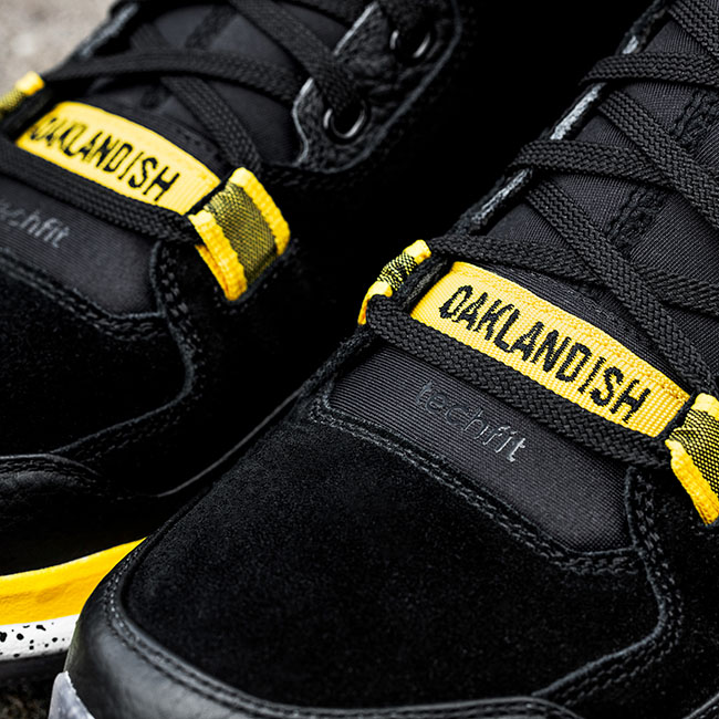 adidas D Lillard 1 Oaklandish