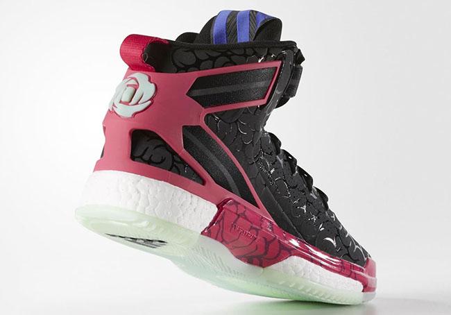 adidas d rose 6 iridescent