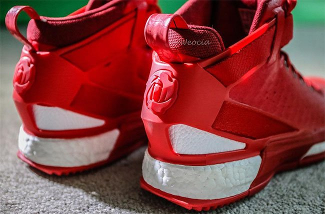 adidas D Rose 6 Boost Red