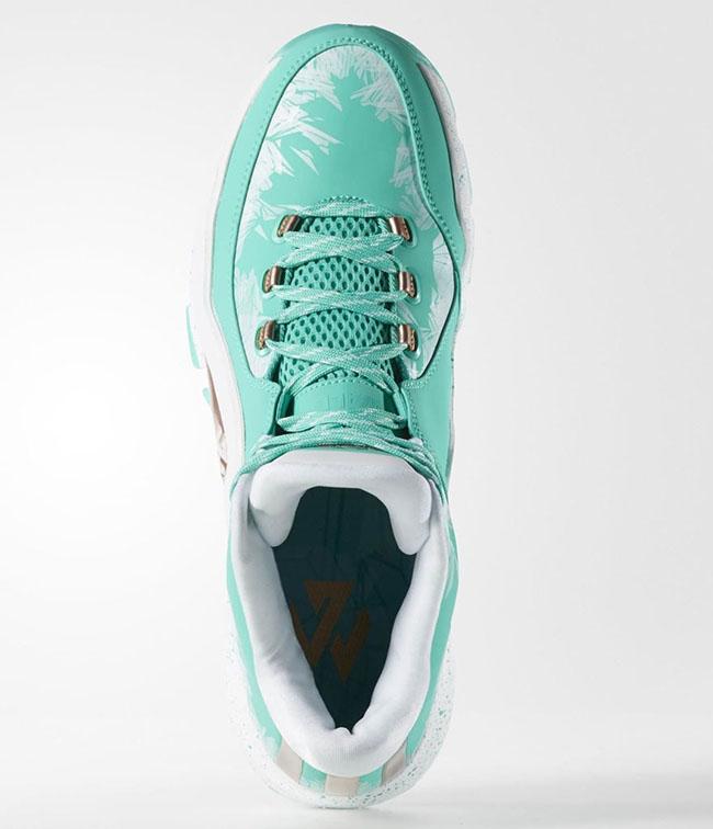 adidas J Wall 2 Christmas Green Copper
