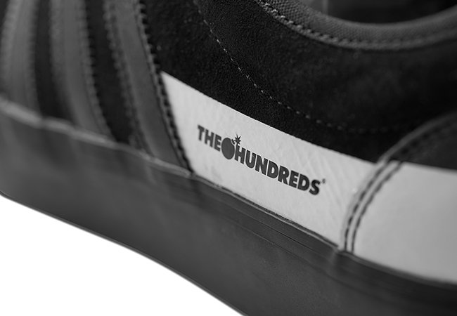 adidas Skateboarding The Hundreds Lakers Nets Pack