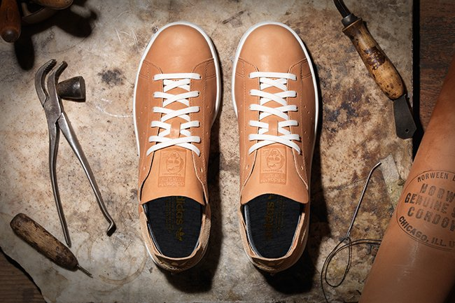 adidas Stan Smith Horween Leather Pack