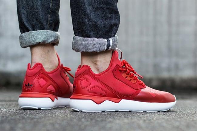 adidas Tubular Runner Power Red