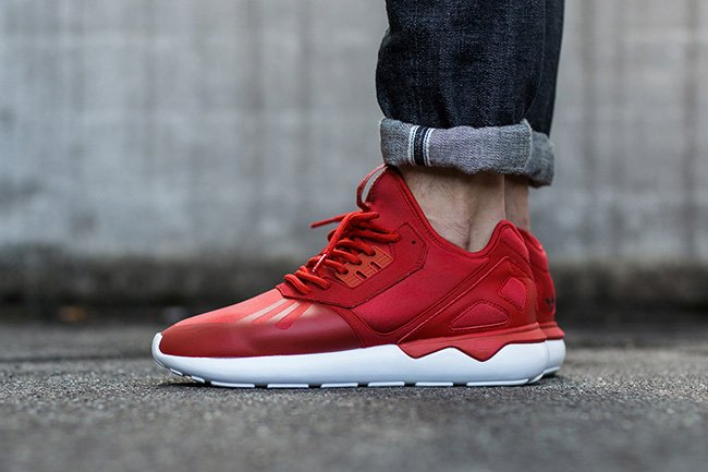 adidas Tubular Runner Power Red