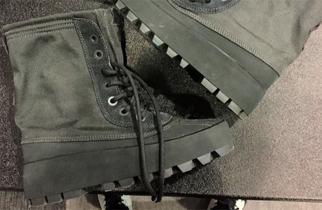 adidas Yeezy 950 Boot Black