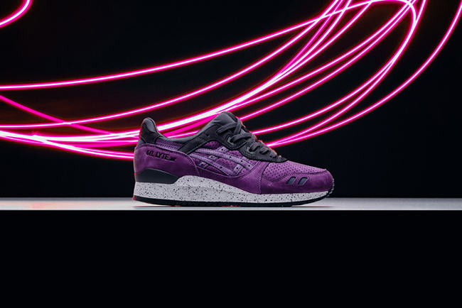 After Hours Asics Gel Lyte III Pack