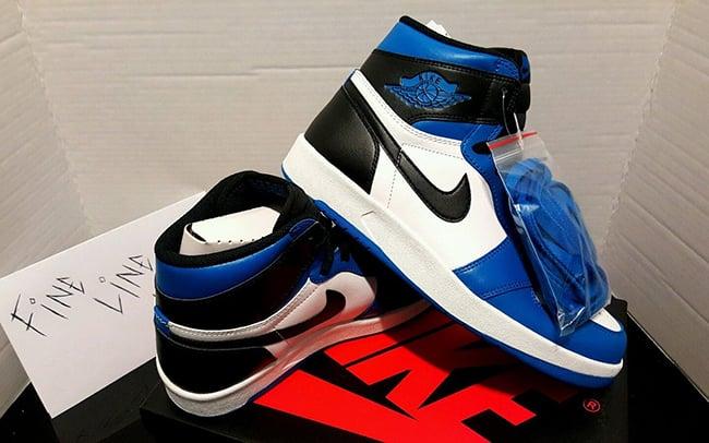 cedb4a28a0e Air Jordan 1.5 The Return Soar Blue Black White