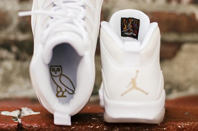 Air Jordan 10 OVO October 3rd