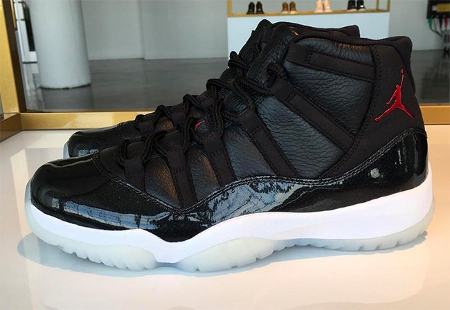 Air Jordan 11 72 10 Retail Price