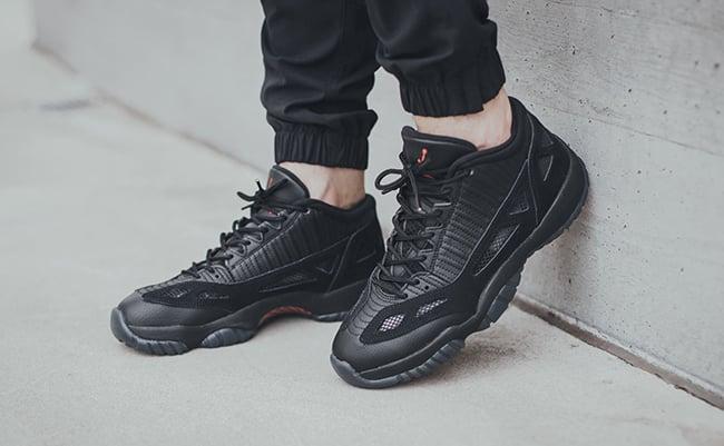 968552e9578 Air Jordan 11 IE Low Referee 2015 | SneakerFiles