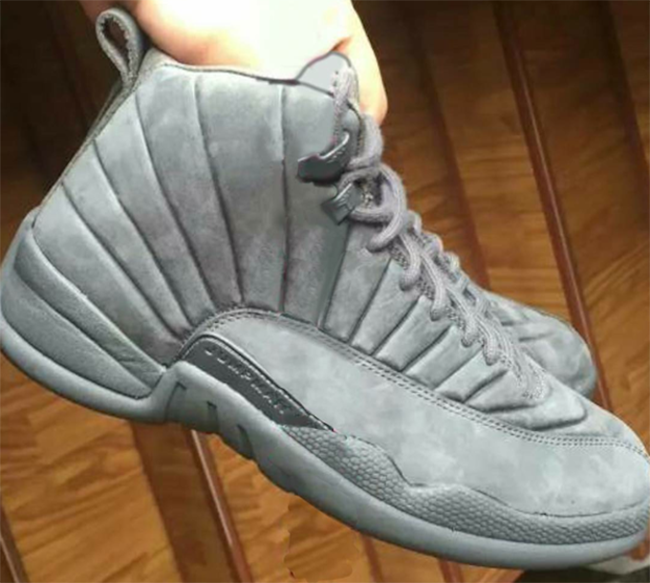 Air Jordan 12 PSNY Black Retro