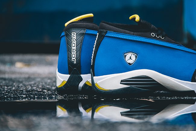 Air Jordan 14 Low Laney 2015 Retro