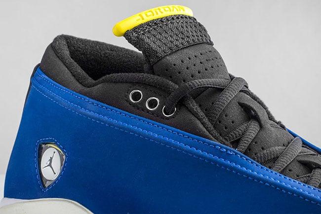 13f213e1331fe1 Sneakers8732 wearing the  Laney  Air Jordan XIV 14 Low