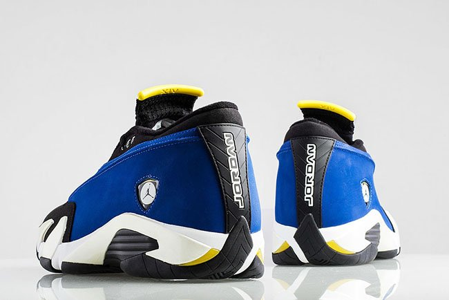2015 Air Jordan 14 Low Laney Retro