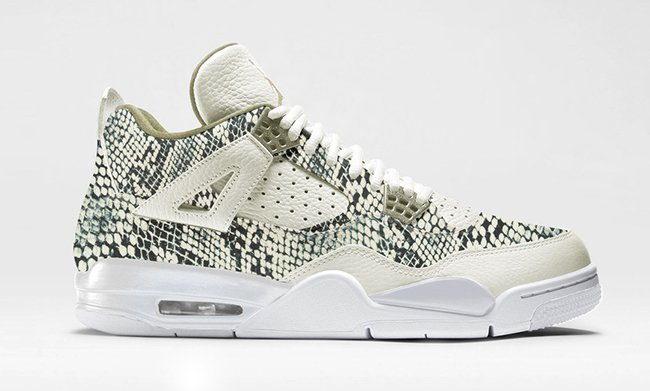 Air Jordan 4 Snakeskin 2016 PS