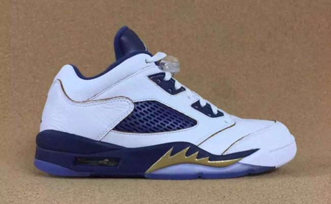 Air Jordan 5 Low Dunk From Above Release